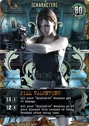 Les cartes du jeu Resident Evil 562182carte57