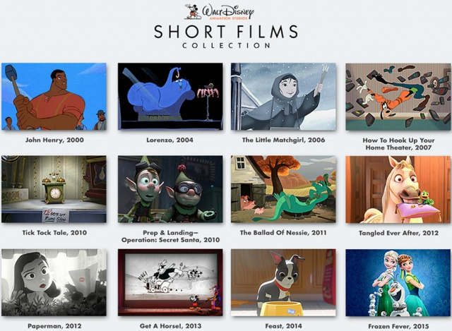 [Blu-ray] Walt Disney Animation Studios Short Films Collection - Page 2 562317dis1