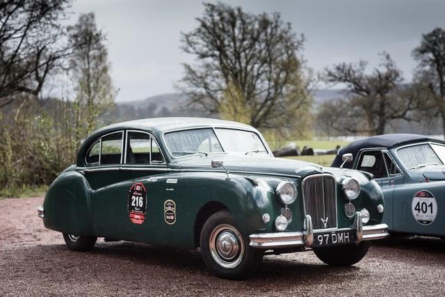 Jaguar Heritage Aux Milles Miglia 2015 Avec Des Modeles D'exception 562829JaguarMKVII97DMHImage12051508