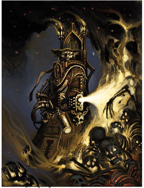 [W40K] Collection d'images : Inquisition/Chevaliers Gris/Sœurs de Bataille 566385inquisition7