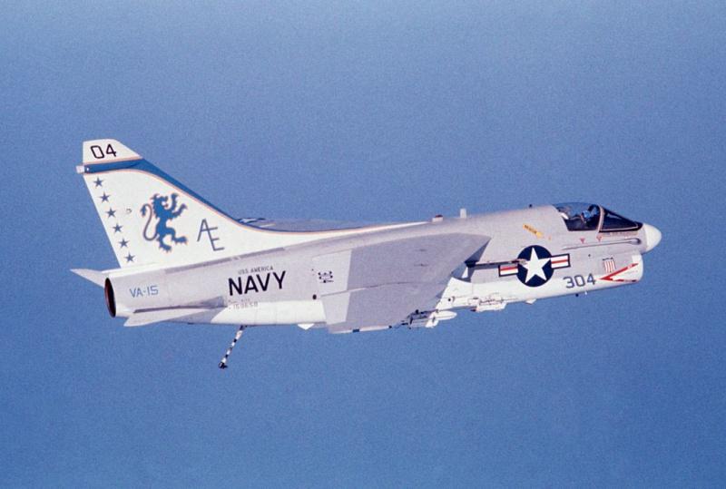 LTV A-7 Corsair II [NOUVELLE VERSION] 566653LTVA7ECorsairII71
