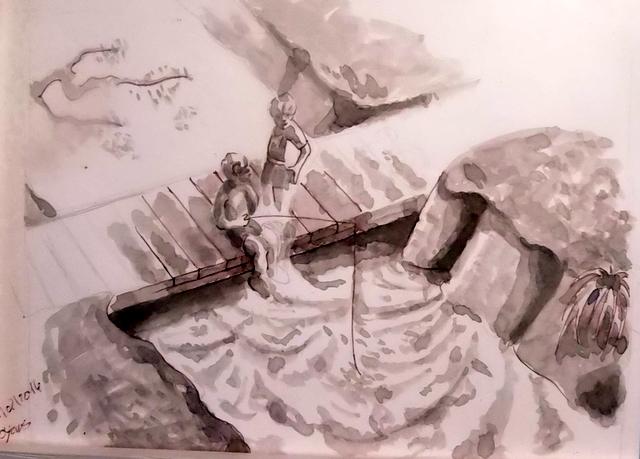 un de mes tableaux - Page 5 567820P9120001