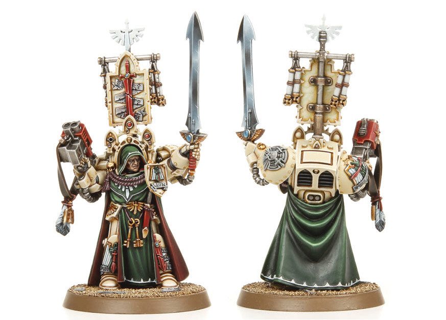 Codex Dark Angels et nouvelles figurines - Page 2 568569DA1