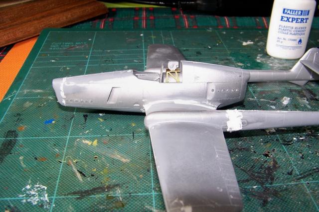 Fokker D XXIII 1/48 Fini 5688201008370