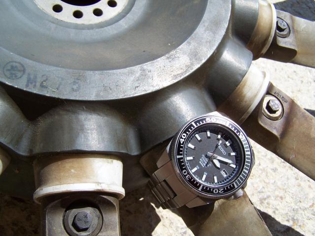 FEUX de vos montres en titane! 569027030