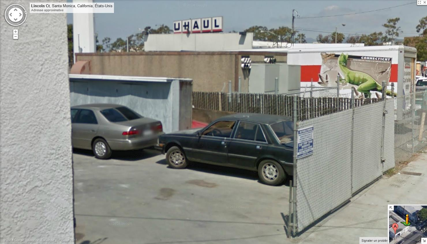 STREET VIEW : Les véhicules français aux USA 570001USA505