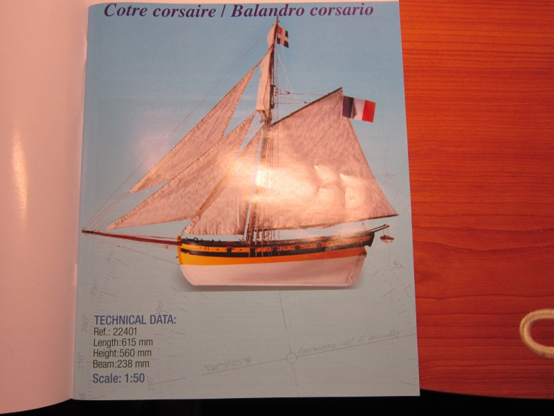 Le Renard (Artesania Latina 1/50°) par Invité 570382IMG2404