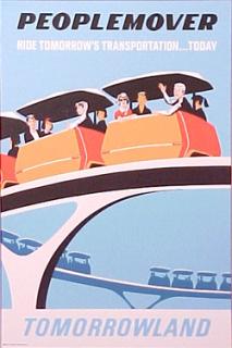 Le Voyage d'Arlo [Pixar - 2015] - Page 2 571006250pxDisneylandPeopleMoverPoster