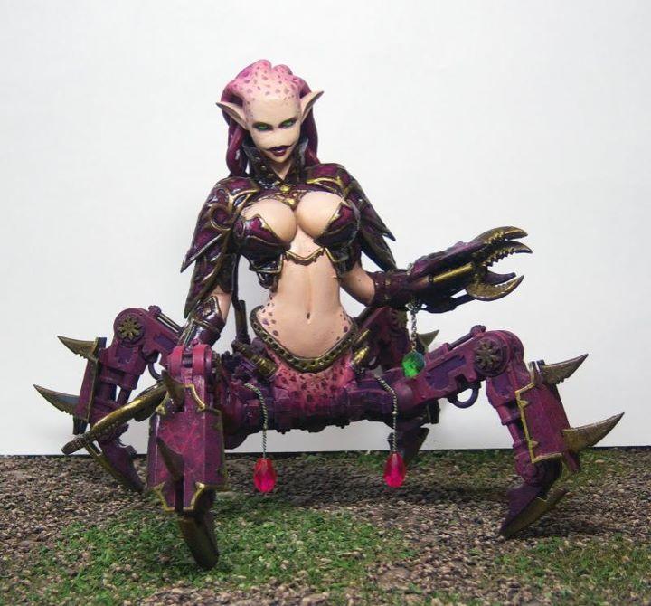 Warhammer 40K (figurines diverses trouvées sur internet! ) - Page 6 571159slaneshi1