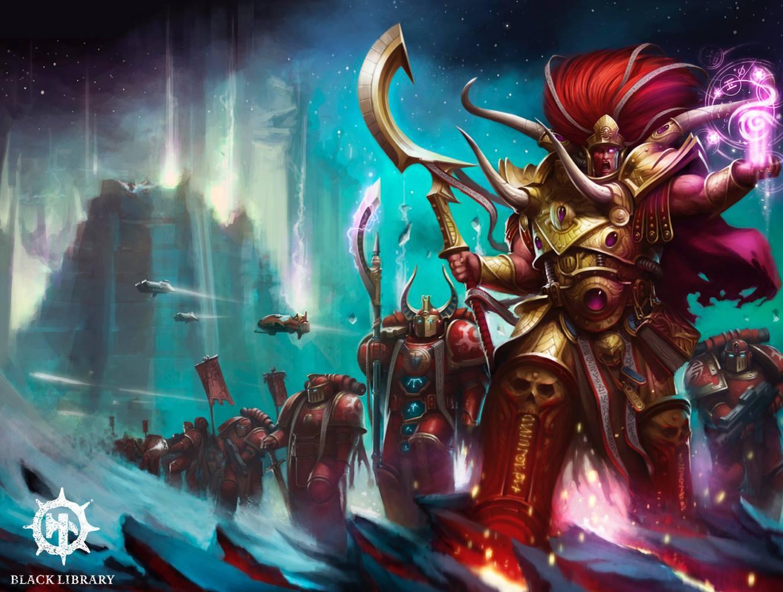 [Horus Heresy] Primarchs Series - III - Magnus the Red de Graham McNeill 57152415016325101540513138729571190737662039267175o