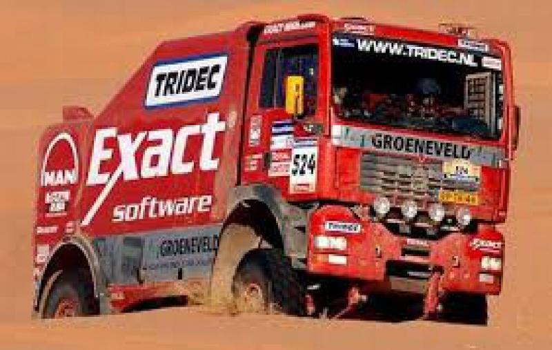 RC4WD : Camion Dakar 571576images4