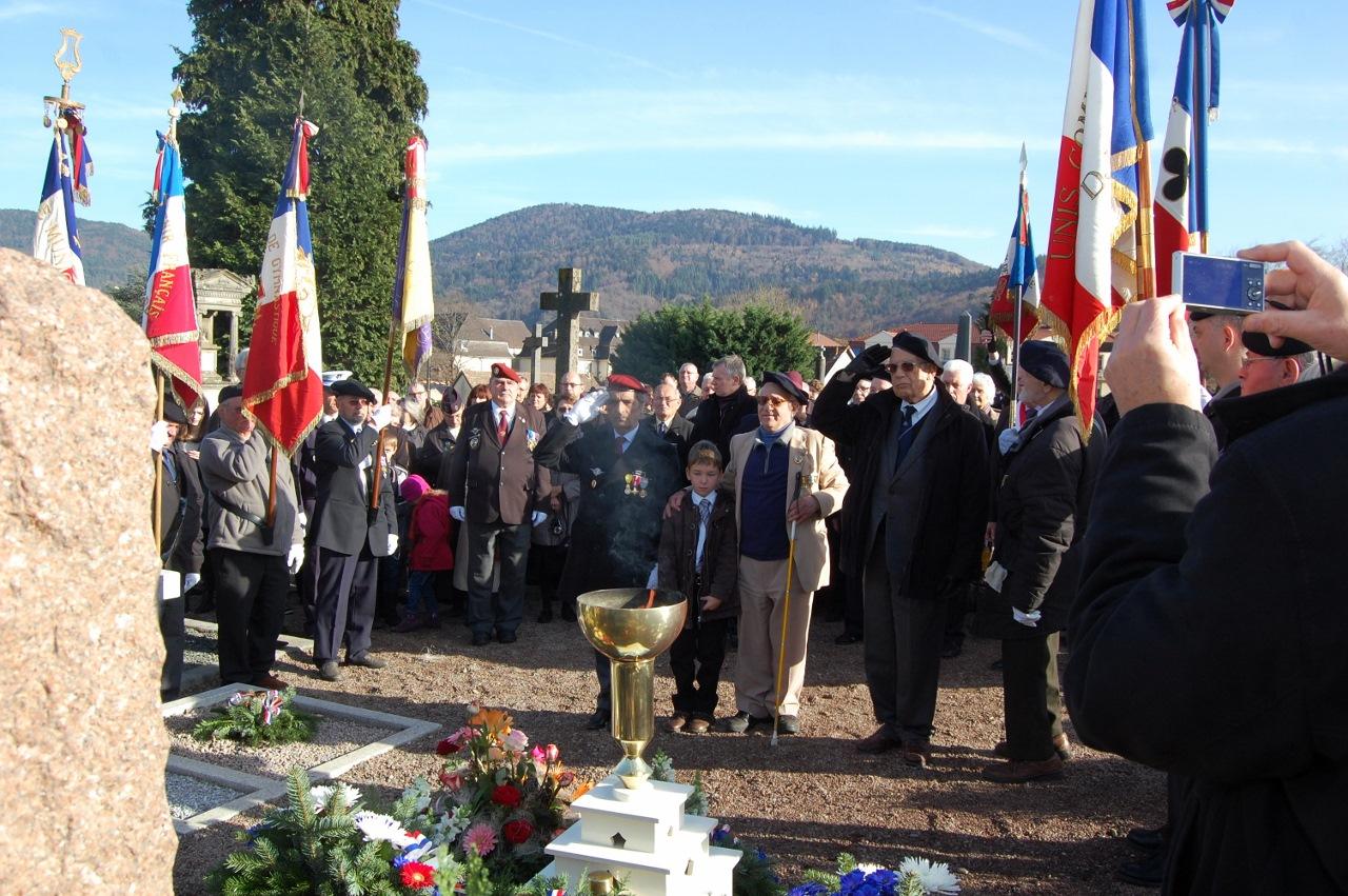 70 ans libération de MASEVAUX novembre 1944 571788109