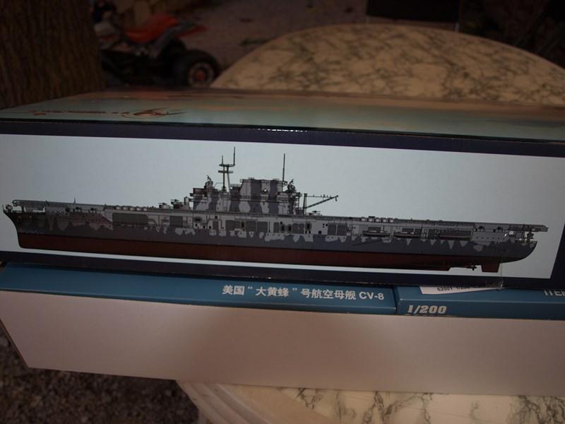 USS Hornet cv8 au 1/200° 572007P9175140Copier
