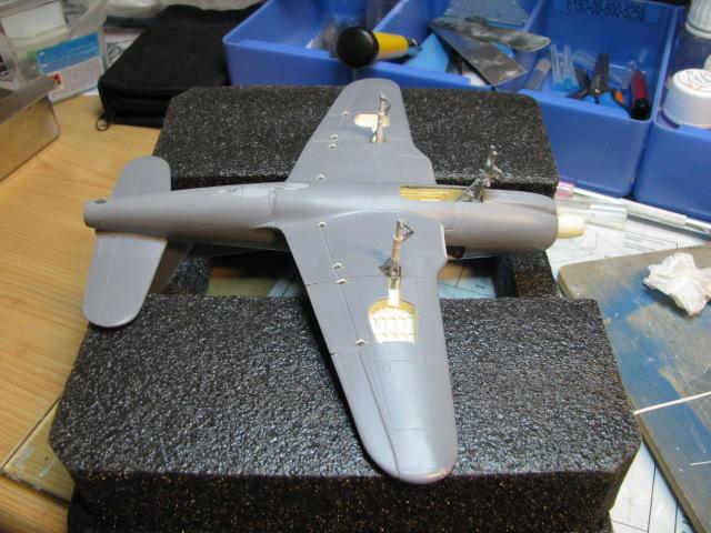 Ryan XF2R-1 Dark Shark Czech Model 1/48.....Terminé! 573646IMG9390