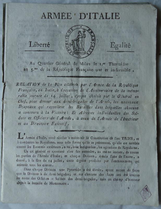 La campagne d'Italie en 1796 573797DSC05463