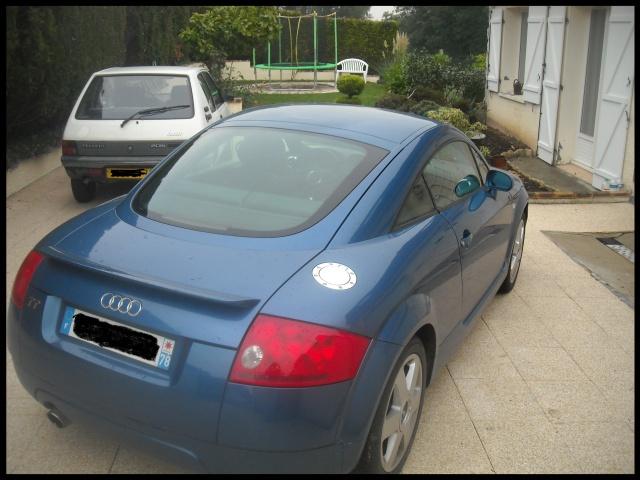 Audi MK1 180 Cv La Schtroumpfette de Drake_504  575087DSCN6219