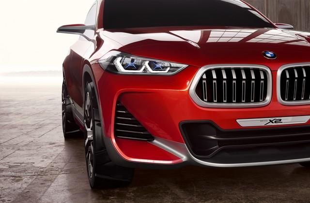 BMW Group au salon de Detroit NAIAS 2017 575131P90232972highResbmwconceptx20920