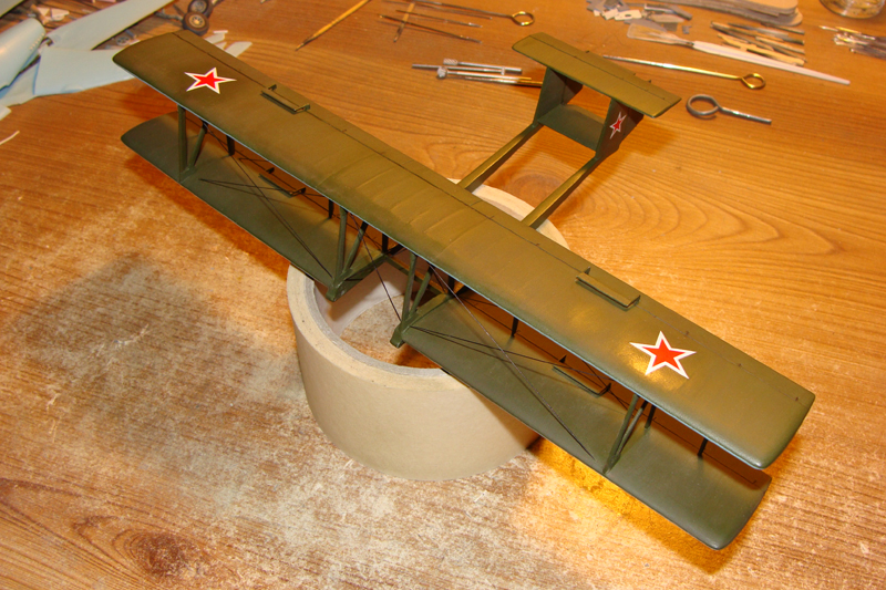 Antonov A-40 (KT) - Amodel - 1/72ème 575552DSC06411