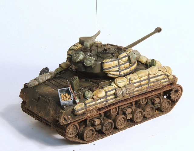 The usual suspects (TERMINE) M4A3E8 Dragon 1/35 575586IMG2741
