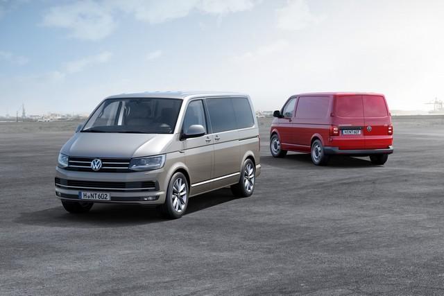 Transporter, Caravelle Et Multivan - La Sixième Génération 575609hd20150407vr012