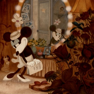[Collection] Disney Fine Art de Collectors Editions (artworks) 576840Minnies20Dressing20Room20Deluxe2030x30