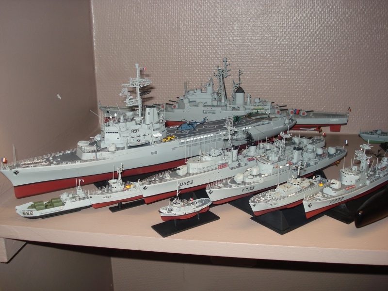 Escorteur d'escadre Cassard 1/400e L'Arsenal. 577190DSC04808