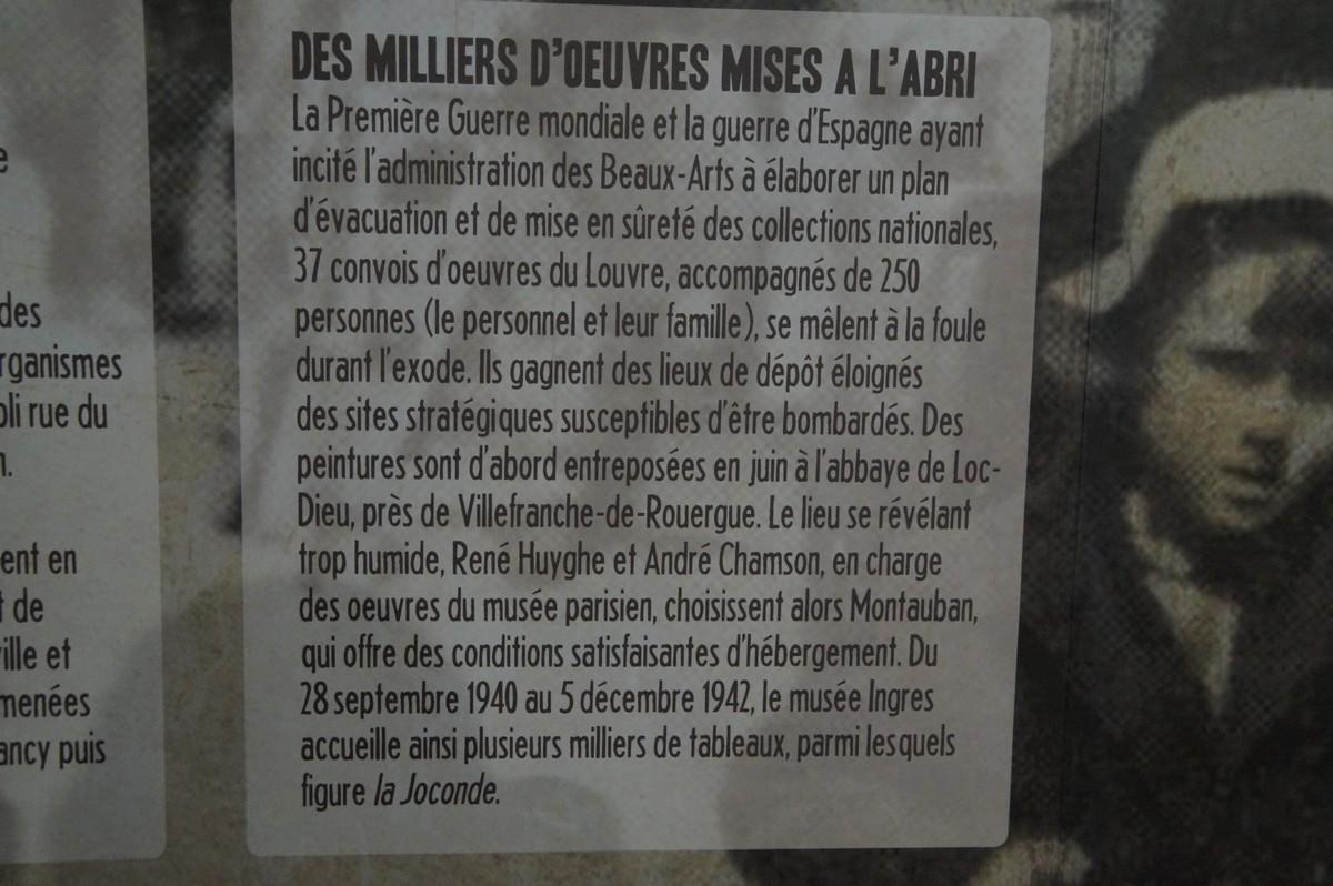 [ Histoire et histoires ] Musée de la résistance et du combattant à Montauban 577687DSC07523