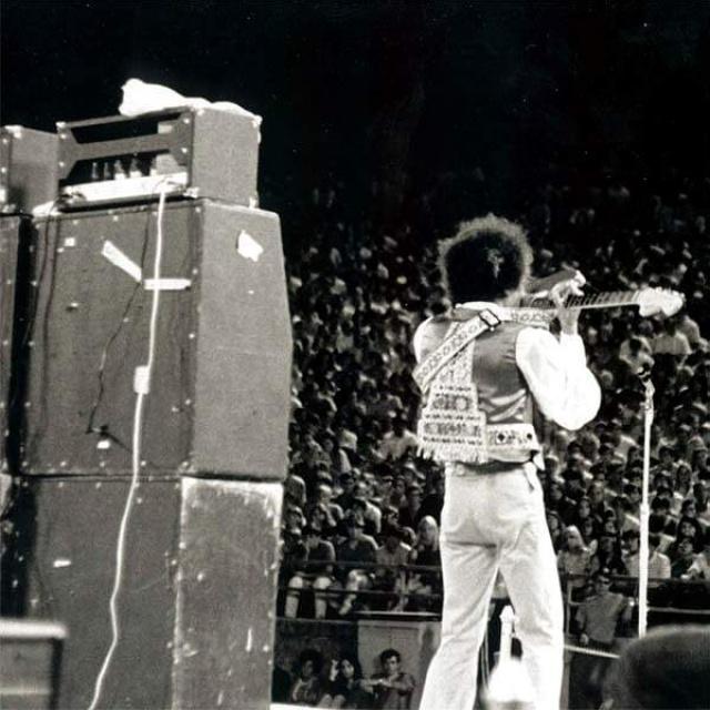 New Orleans (City Park Stadium) : 1er août 1968  57825219680801NewOrleans01