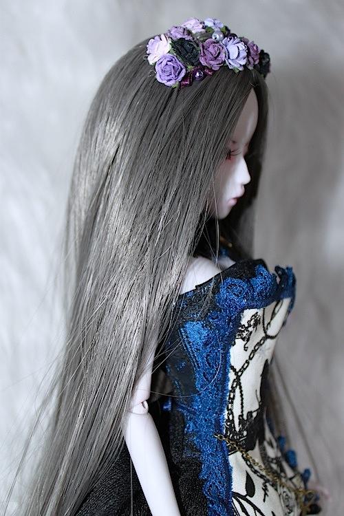 Nymeria (Sixtine Dark Tales Dolls) nouveau make-up p8 578861Alyssiaprofile