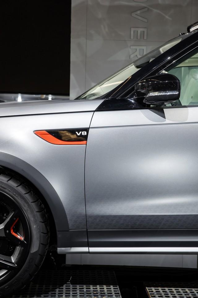 Nouveau Discovery SVX : Land Rover dévoile son champion tout-terrain au Salon de Francfort 578941jlrfrankfurt2017042