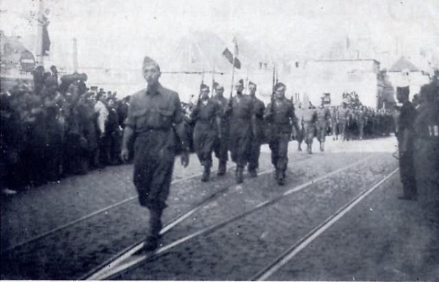 Le Bataillon de Choc 1943/1963. Photos. 579674DijonCapitaineHriardDubreuil
