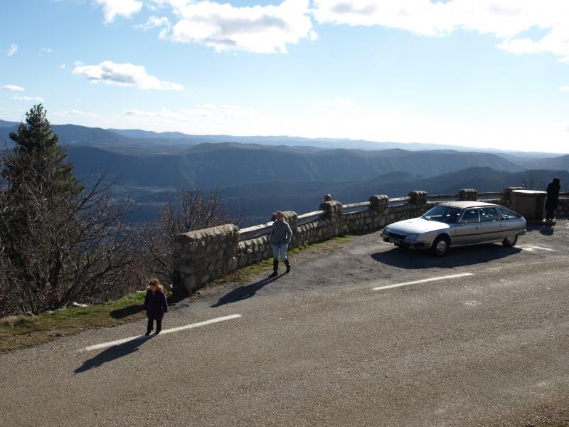Les Cevennes autour du Mt Aigoual 579775P2200407