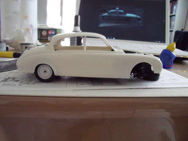 Jaguar MKII Saloon de Léopold Saroyan dans le Corniaud 579939DSCF66341