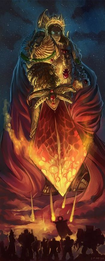 [W30K] L'Empereur de l'Humanité / The Emperor of Mankind 580332Emperorofmankind