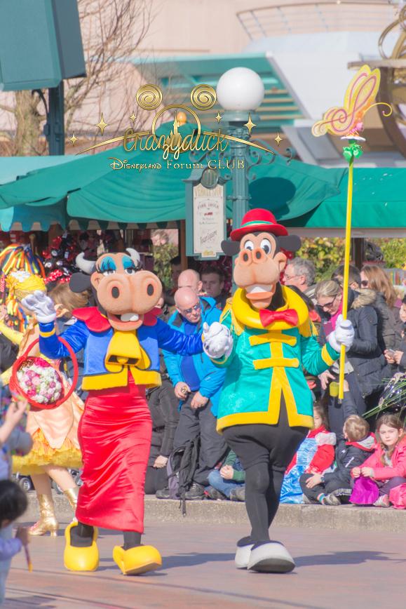 Festival du Printemps du 1er mars au 31 mai 2015 - Disneyland Park  - Page 10 581583dfc33