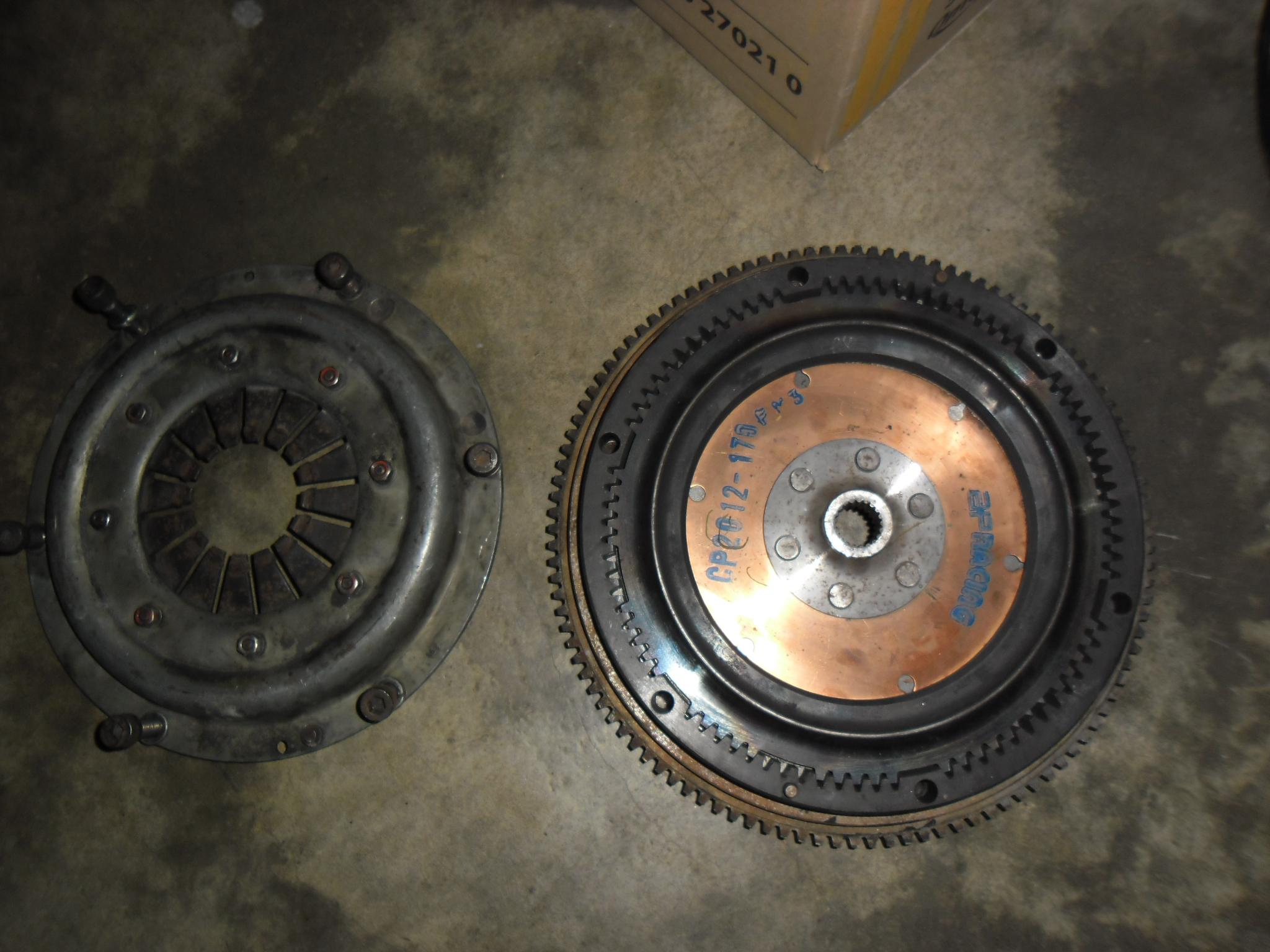 disque et mecanisme 582008SAM0035