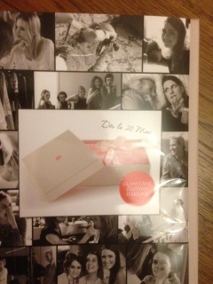 glossybox édition mariage 582494photo