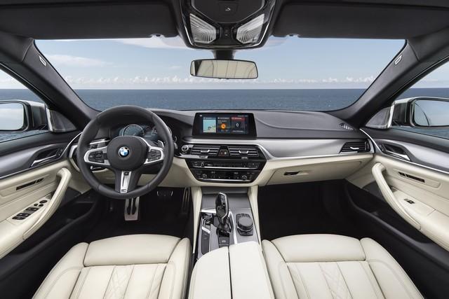 BMW Group au salon de Detroit NAIAS 2017 582585P90244798highResthenewbmwm550ixd