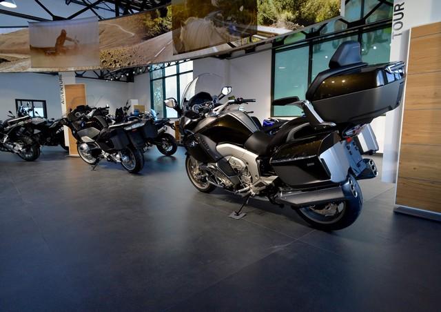 MOTO LOFT: Une nouvelle concession BMW Motorrad en Ile de France 583027P90208098highResmotoloftanewbmw