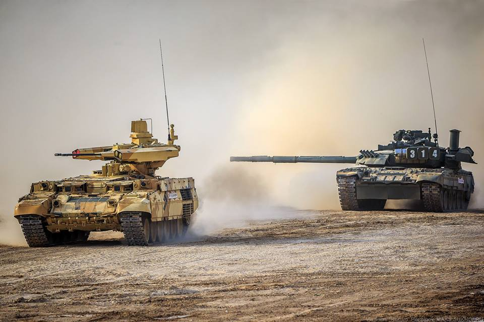 الجزائر سوف تتسلم BMPT Terminator 2 بداية من 2018  584672167