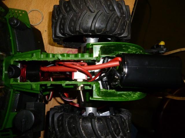 Tracteur Bruder John Deere 585166P1020924