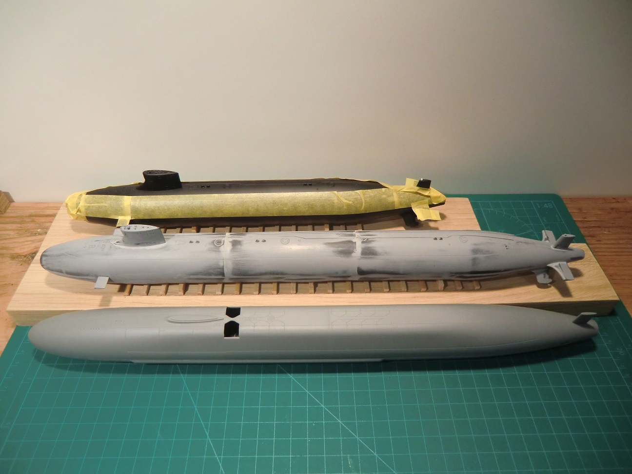 SSN 21 ET SSN 23 Seawolf Class 1/350 - Page 2 585918Seawolf18