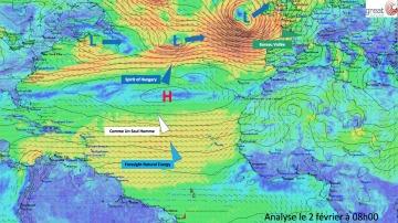 L'Everest des Mers le Vendée Globe 2016 - Page 10 5866191analysemeteole2fevrier2017atlantiquenordr360360