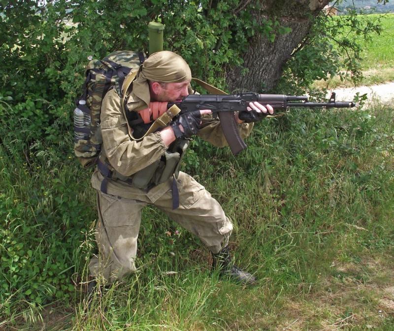 SPETSNAZ GRU Chechnya 1999 58714620140526173257