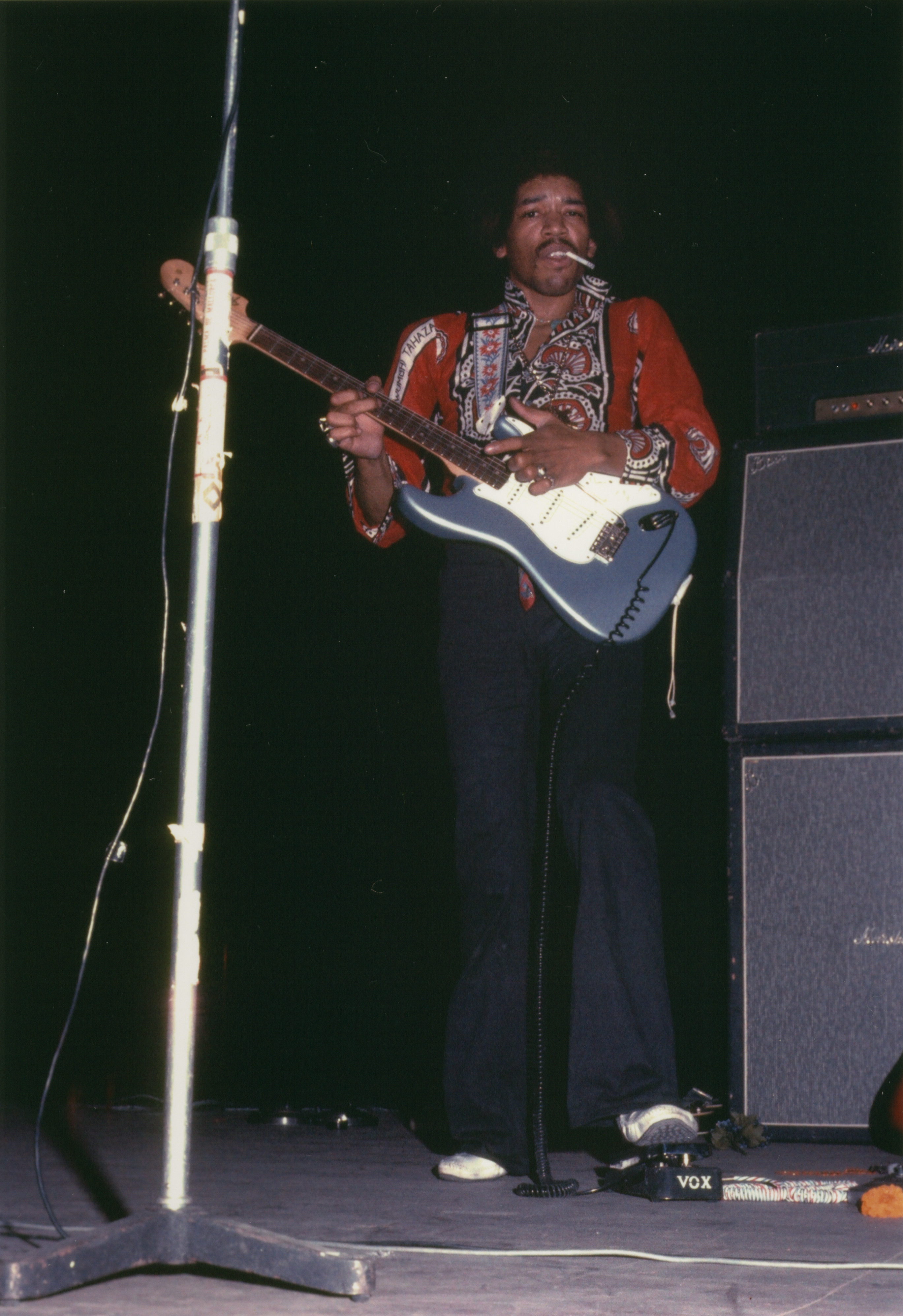 Shreveport (Municipal Auditorium) : 31 juillet 1968 587959Shev003