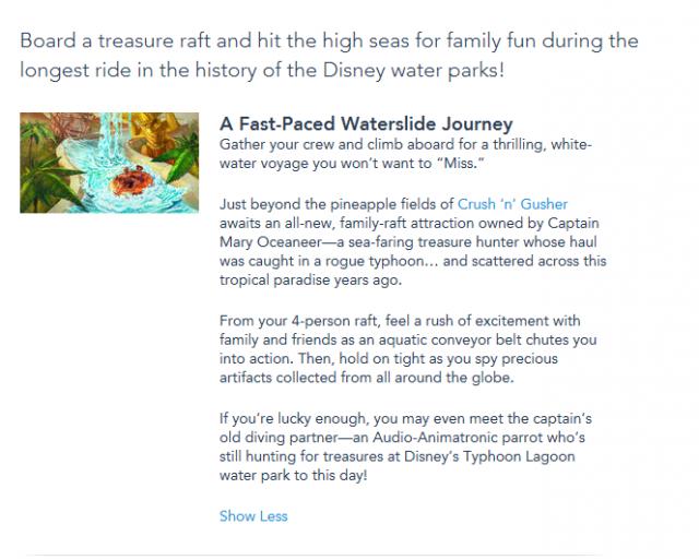 [Walt Disney World Resort] Parcs aquatiques: Disney's Blizzard Beach et Disney's Typhoon Lagoon - Page 5 588127w186