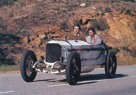 Mercedes 1500 Targa Florio 1922 588280Mercedes6