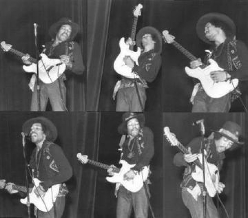 Cleveland (Public Music Hall) : 26 mars 1968 [Second concert]   588950Collage1