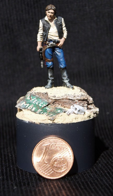 FINI - Han Solo - Knight model 589375HanSolo8