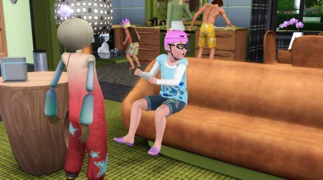 Les Sims™ 3 : Générations 5912455688420755b01519a907o